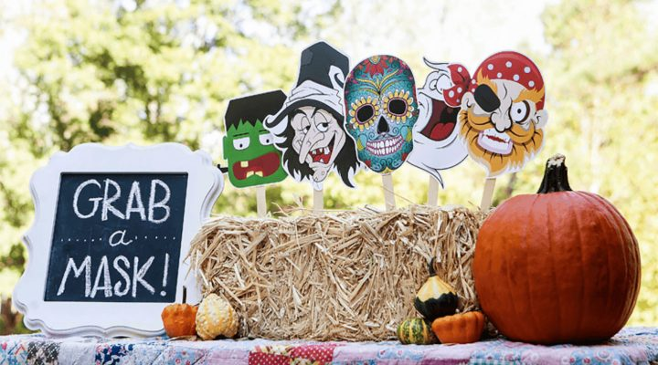 Dress Up Your Halloween Printables With Stock Images