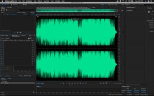 adding vocals to video