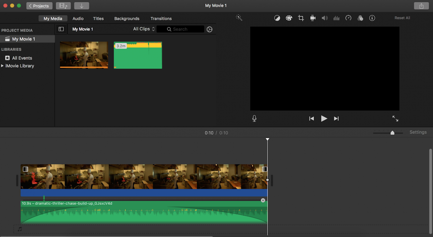When (and How) to Fade Music in iMovie - Storyblocks Blog