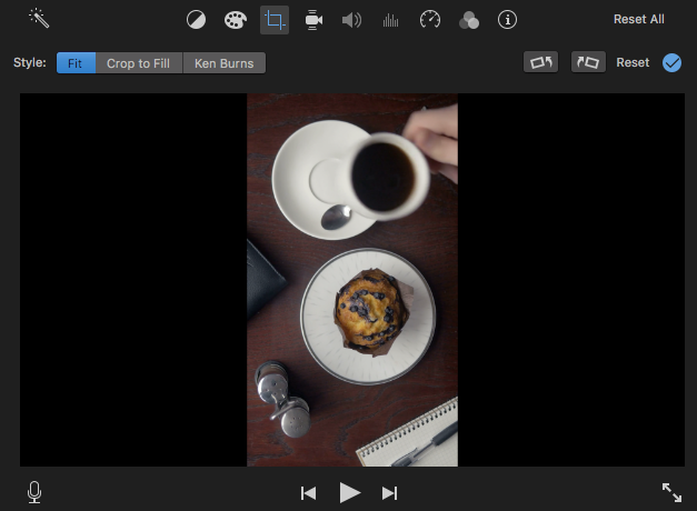 How to Rotate Videos in iMovie - Storyblocks Blog