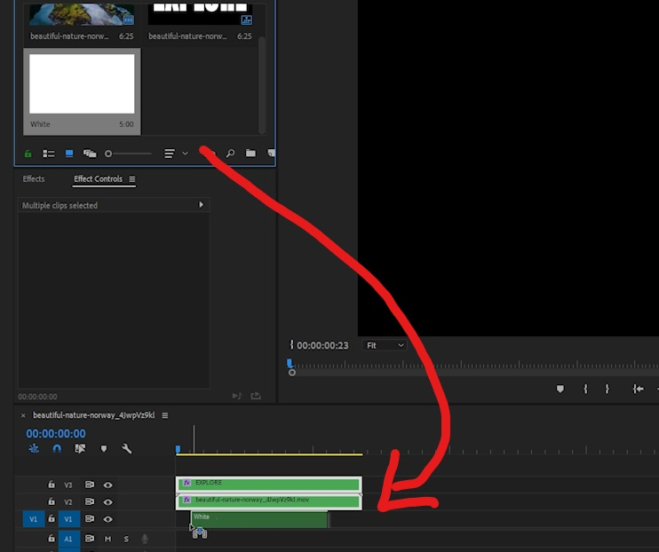 Adding Text to Video in Adobe Premiere Pro